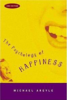 Buchcover The Psychology of Happiness